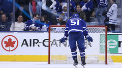 What did Gardiner see on game-winning goal?