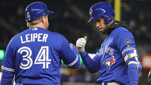 MLB: Blue Jays 8, Yankees 5