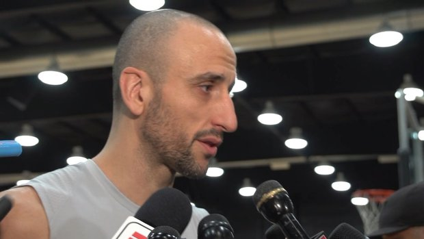 Ginobili: Spurs are 'struggling' in Pop's absence