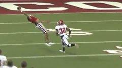 Must See: South Dakota WR makes OBJ-like catch