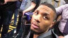 Lillard keeping confidence despite Pelicans' defence
