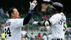 MLB: Royals 4, Tigers 12