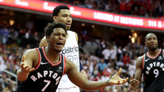 Rautins: Raptors must regain poise for Game 4