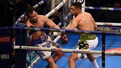Must See: Khan finishes Lo Greco in 39 seconds
