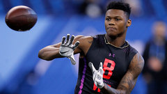 Kiper: Chark, Andrews trending up in draft