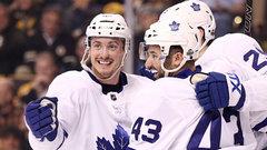 NHL: Maple Leafs 4, Bruins 3