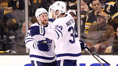 Poulin: Matthews hasn't played his best but he is getting better