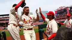 MLB: Reds 3, Cardinals 4
