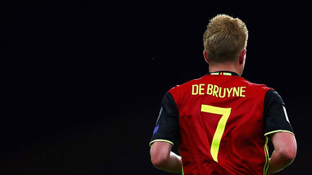 Belgium's De Bruyne becoming the master of the assist