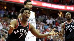 Washington gets under Toronto's skin in Game 3