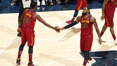 NBA: Cavaliers 104, Pacers 100