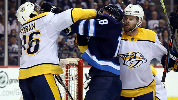 Biron: Jets vs. Predators is 'the Stanley Cup final about a month too early'