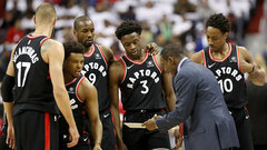 Armstrong: Raptors have to clean things up for Game 4