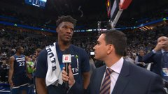 Butler says Wolves finally started to do their job