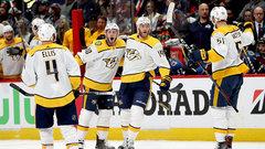 NHL: Predators 5, Avalanche 0