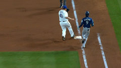 Must See: Colon shows off speed, beat Gordon in foot race