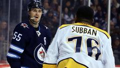 Jets ready for much anticipated series against Preds
