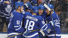 NHL: Bruins 1, Maple Leafs 3