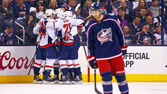 NHL: Capitals 6, Blue Jackets 3