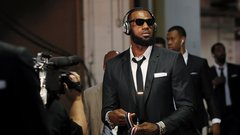 LeBron instituting a dress code?