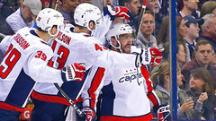 Ovechkin delivers again in Caps series win