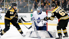 Are the Maple Leafs leaning too much on Andersen?