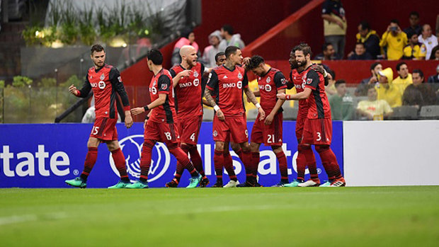 One game stands in the way of history for Toronto FC
