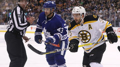 Kadri has big task to try and contain Bergeron, Bruins top line