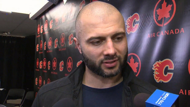 Flames already looking forward to playing under new coach Peters