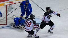Must See: Lafreniere pots OT-winner as Canada beats Sweden