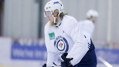 Laine leaves Jets practice early again Tuesday; Enstrom close to returning