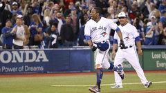 Must See: Granderson homer helps Jays walk off Red Sox