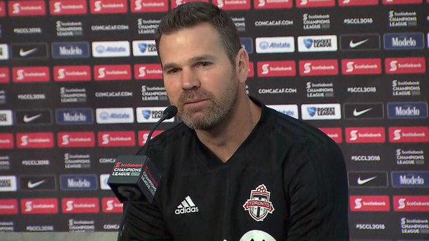 Vanney, Bradley hoping to do something special for Toronto