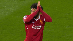 Must See: Salah bends opening goal into top corner
