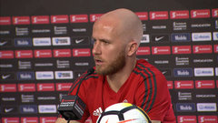 TFC drawing on big-game experience heading into leg two