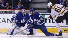 StatsCentre: The Leafs Block Party