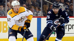 Jets anxious to get series against the Predators going