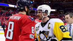 By the Numbers: Caps and Pens Rd. 2 matchup