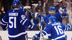 Leafs' Gardiner: 'The pressure's kind of off us'
