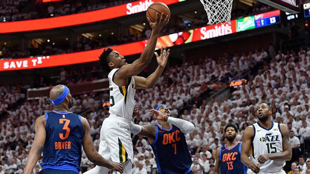 NBA: Thunder 96, Jazz 113