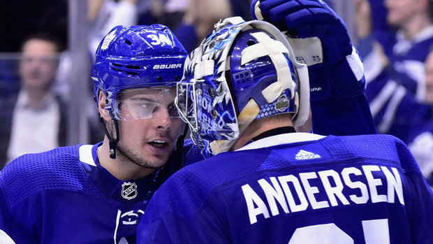 The Panel: Andersen's heroics giving Leafs a chance
