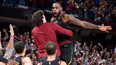 NBA: Pacers 95, Cavaliers 98