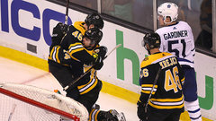 NHL: Maple Leafs 4, Bruins 7