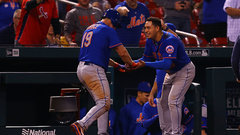 MLB: Mets 6, Cardinals 5 (10)
