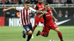 CONCACAF Champions League: TFC 2, Guadalajara 1 (3-3 Agg) (4-2 Pens)
