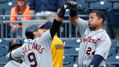 MLB: Tigers 13, Pirates 10 (GM 1)