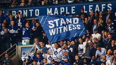 Ferraro: Fans who say they're not interested in watching the Leafs tonight are lying