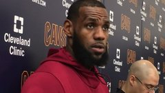 LeBron takes responsibility for Cavs' offensive balance