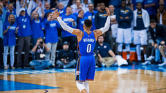 Stephen A.: Westbrook was 'a man possessed'
