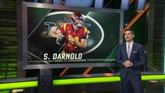 Yates: McCown will be 'perfect mentor' for Darnold